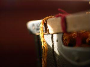 カスタールラグはスウェーデンの高級ラグメーカー、デザイン、素材、製法にとことんこだわる。